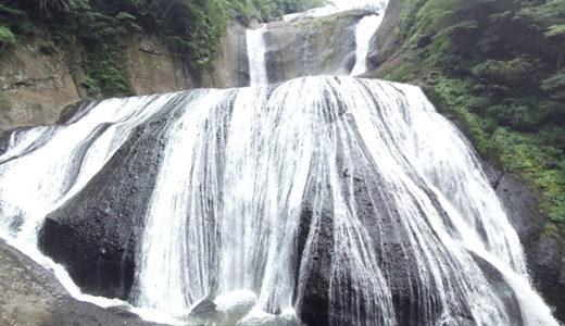 袋田の滝【Googleストリートビュー事例】