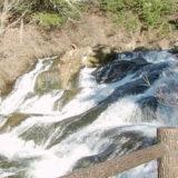 竜頭の滝【Googleストリートビュー】