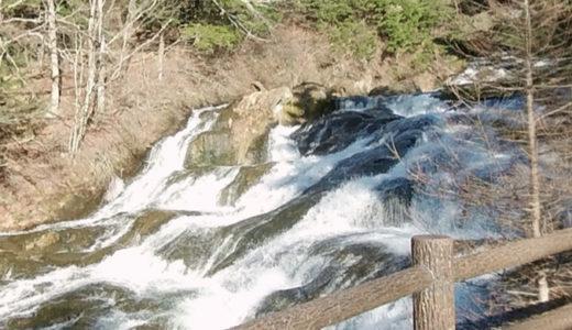 竜頭の滝【Googleストリートビュー事例】